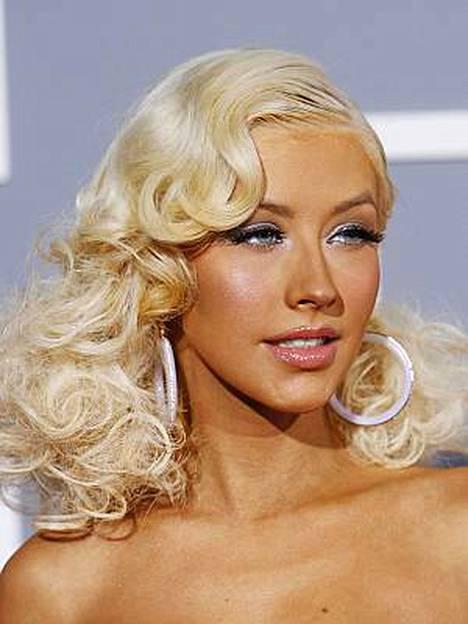 Christina Aguileran esikoinen syntyi lauantaina.