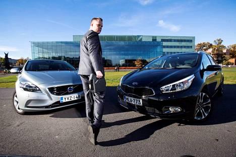 BMW- ja Audi-asiakkaat valitsevat uuteen autoonsa business-paketin lähes aina. Uuden Volvon ostajista paketin ruksii keskimäärin vajaa puolet. Bisnesmallistoja löytyy nykyään premium-merkkien ohella myös niin sanotun halvemman imagon tuotteista.