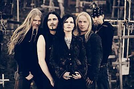 Nightwishin uutta levyä on myyty jo yli 60 000 kappaletta.