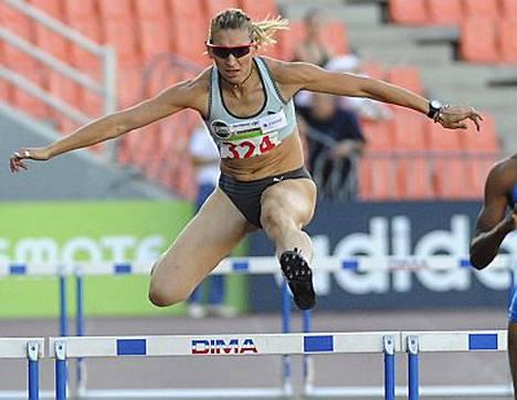 Fani Halkia jäi kiinni dopingtestissä.