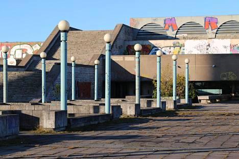 Linnahall rakennettiin Moskovan olympialaisten purjehdusareenaksi.