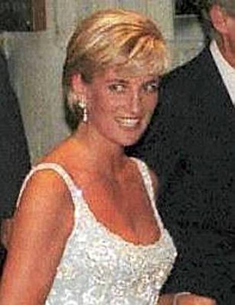 Prinsessa Diana.