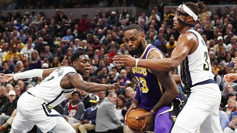LeBron James koki uransa nöyryyttävimmän tappion NBA:ssa