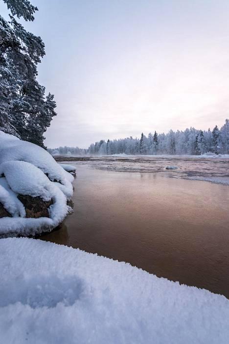 """""""Luontonimet, kuten Meriluoto, Salokangas, Karhuvuori, ovat kauniita ja omalaatuisen suomalaisia."""""""