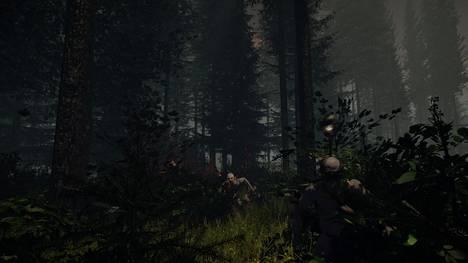 The Forestin metsä on kauhuja täynnä, mutta rohkea pelaaja näyttää saarta asuttaville kannibaaleille, kuka on metsän vaarallisin eläin.