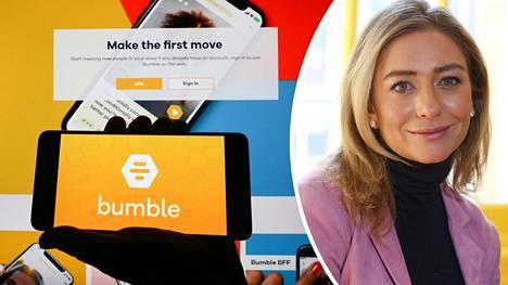 Vuonna 2014 perustettu deittisovellus Bumble nosti perustajansa Whitney Wolfe Herdin listautumisen myötä miljardöörikerhoon ja harvinaiseen joukkoon
