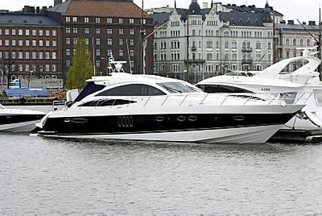 Tämän Kimi Räikkösen menopelin lähtöhinta on liki 2,4 miljoonaa euroa.