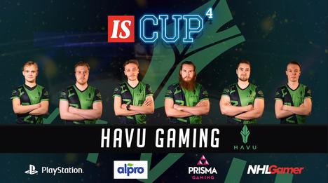 HAVU Gaming voitti IS Cup 4:n, mutta jokainen ottelusarja venyi aina viimeiseen peliin asti.