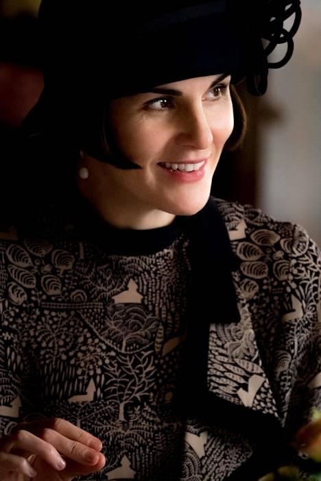 Michelle Dockeryn esittämä Lady Mary on ottanut kannettavakseen vastuun Downtonin tulevaisuudesta.