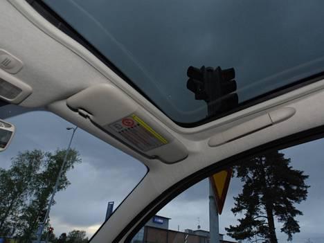 Rahanmenolla ei ole kattoa, ajoipa omalla tai liisatulla autolla.