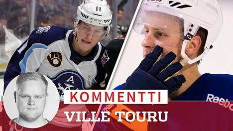Eeli Tolvanen ei mahtunut taaskaan Nashvillen NHL-ryhmään.