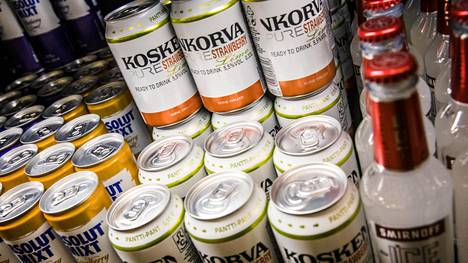 Altia aikoo tuoda uusia matala-alkoholisia tuotteita markkinoille.