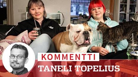 Sanavalmiit kaverukset Tanja ja Sannamari Nousiaisista liittyvät Sohvaperunoiden joukkoon perjantaina alkavalla kolmannella kaudella.