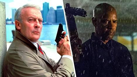 Denzel Washington (oik.) näyttelee pääosaa vuonna 2014 valmistuneessa toimintaelokuvassa The Equalizer, jonka pohjana on 1980-luvun tv-sarja Kutsukaa McCall. Sen pääosassa nähtiin Edward Woodward.