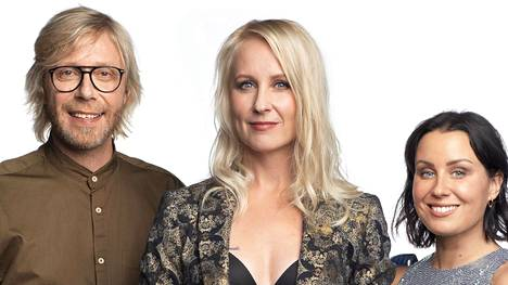 Kimmo Vehviläinen, Elina Kottonen ja Alma Hätönen juontavat syksyn Big Brotherin.