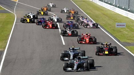 F1 Matkat 2021