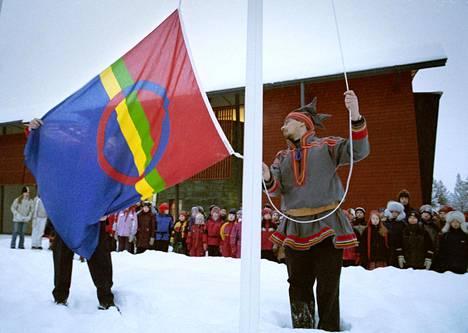 Saamelaisten kansallispäivää vietetään 6. helmikuuta.
