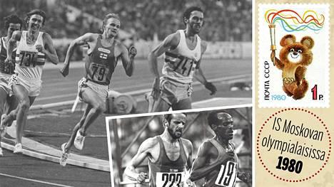 Moskovan olympialaisissa oli 40 vuotta sitten suomalaisille pettymysten päivä.