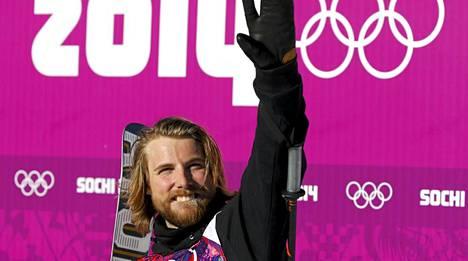 Josiah Wells oli freestylen slopestylen finaalissa yhdeksäs.