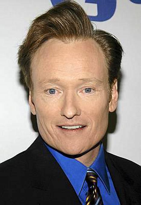 Conan OBrien alkaa juontaa uutta ohjelmaa marraskuussa.