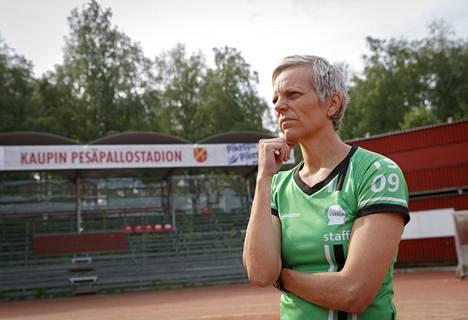 Tiia Hautala on tällä hetkellä Manse PP:n fysiikkavalmentaja, yleisurheiluvalmennus on toistaiseksi paussilla.