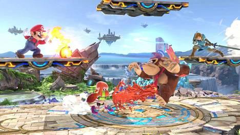Joulukuussa 2018 julkaistu Ultimate on Super Smash Bros. -pelisarjan viimeisin osa. Peli on myynyt lähes 16 miljoonaa kappaletta.
