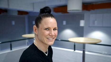 Mira Potkosella, 40, on onnistuessaan taas mitalisauma olympialaisissa.