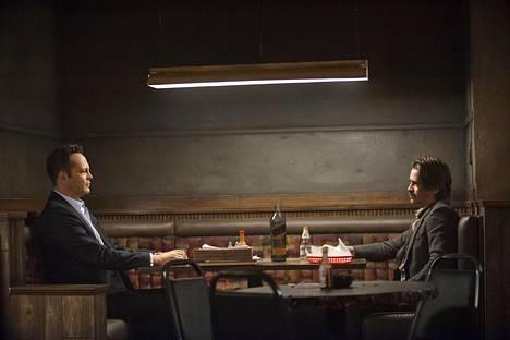Vince Vaughn ja Colin Farrell näyttelevät toisen kauden pääosia.