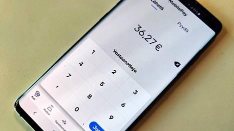 MobilePay on saavuttanut suuren suosion Suomessa.
