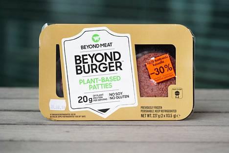 Lihaa imitoivia tuotteita on tullut markkinoille tiuhaan tahtiin. Ulkomainen burgerpihvi saa käyttää lihaan viittaavia sanoja.