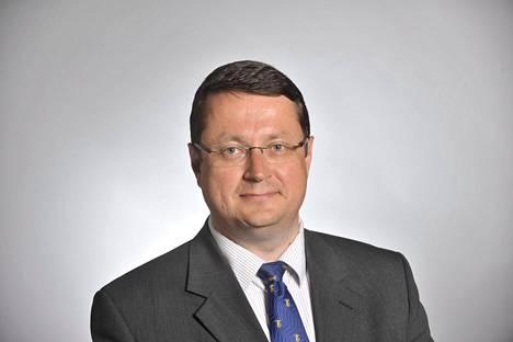 Kansanedustaja Mika Kari (sd).