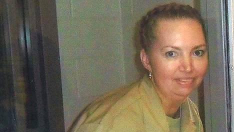 52-vuotias Lisa Montgomery on odottanut tuomionsa täytäntöönpanoa Indianan osavaltiossa.