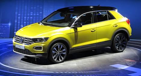 Volkswagen Roc.