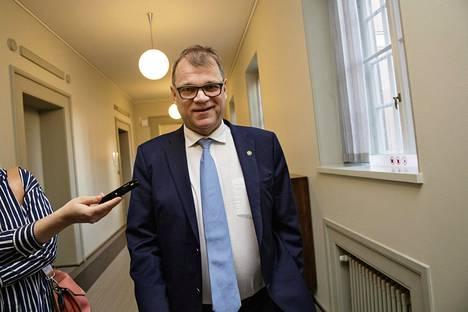 Juha Sipilän uskotaan viihtyvän poissa politiikan eturivistä.
