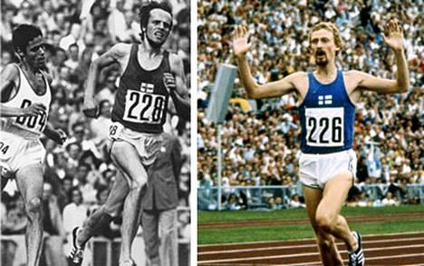 Lasse Virénin ja Pekka Vasalan kultainen puolituntinen Münchenissä on IS Urheilun lukijoiden mielestä Suomen kaikkien aikojen suurin olympiateko.