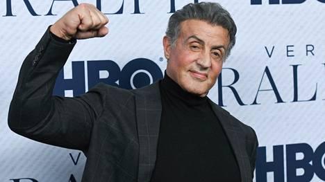 Sylvester Stallone kuvattuna vuonna 2019.