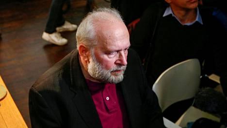 Bernard Preynat oikeudessa Lyonissa 13. tammikuuta 2020.