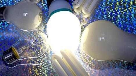 Led-lampuissa riittää valikoimaa.