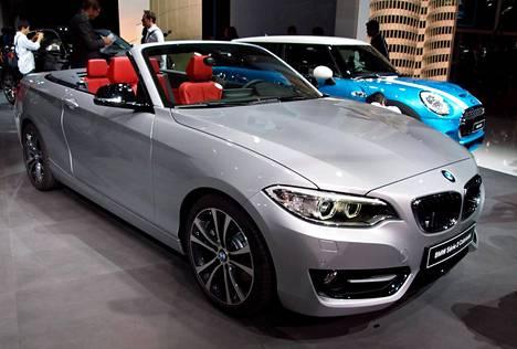 BMW:n pikkuavo noudattaa jatkossa mallitunnusta 2.