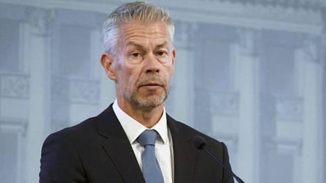 THL:n ylilääkäri Taneli Puumalainen.
