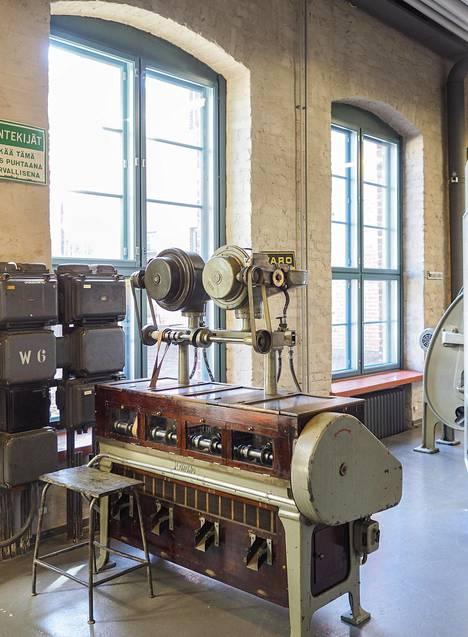 Kulttuurikeskuksessa toimii Lapuan patruunatehtaan museo, joka esittelee muun muassa tehtaan vanhoja latauskoneita ja muuta historiallista esineistöä.