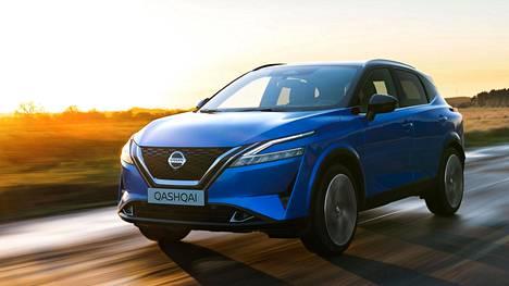 Nissanin upouusi Qashqai on muodoiltaan ja kaikin puolin muutoinkin loikkaus uuteen aikakauteen.