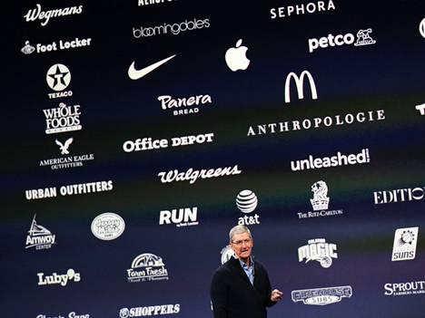 Applen toimitusjohtajan Tim Cookin suojelu ei ole aivan halpaa, mutta Applen mukaan siihen käytetty 700 000 dollaria on kohtuullinen rahasumma.