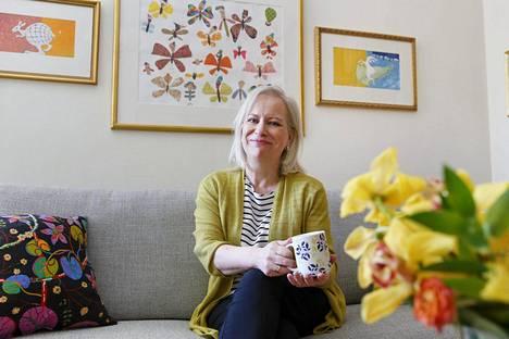Kirjailija Sinikka Nopola muutti suomalaisen lastenkirjallisuuden.