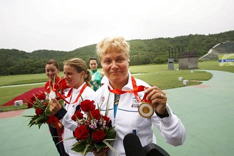 Satu Mäkelä-Nummela on yhä Suomen edellinen kesäolympialaisten kultamitalisti.