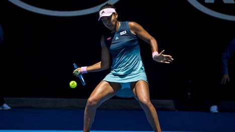 Naomi Osaka jyräsi Australian avointen välieriin