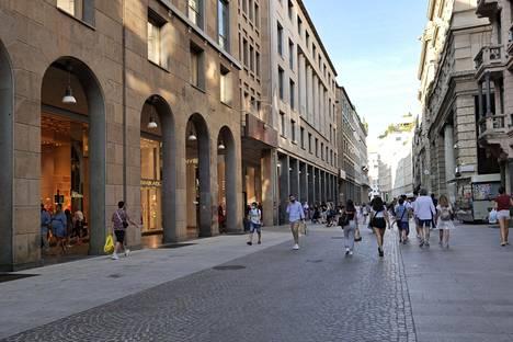 Pohjois-Italia on historiallisesti ollut aina huomattavasti etelää rikkaampi.