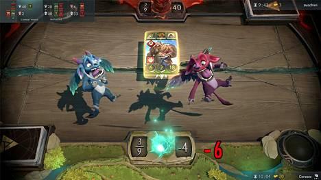 Artifactissa kaksi pelaajaa kilpailee vastakkain samanaikaisesti kolmella pelilaudalla. Idea on tuhota vastustajan pelilaudan tornit, minkä jälkeen tilalle syntyy Ancient-rakennus. Sen tuhoamalla voittaa pelin.