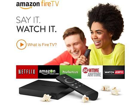 Videoiden puhehaku voi olla Amazon FireTV:n syömähammas.