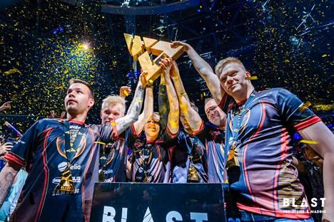 Jallin ja ENCEn tähän mennessä kovin voitto on BLAST Madrid -turnauksesta toukokuulta 2019.